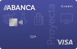 Tarjeta Visa Tú ABANCA