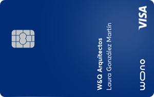 Tarjeta Visa Wono Santander (solo Autónomos y Pymes)