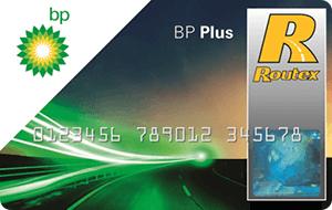 Tarjeta de combustible BP Plus (solo Autónomos y Pymes)