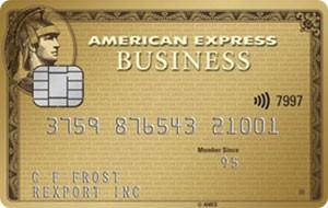Tarjeta American Express Business Gold (solo Autónomos y Pymes)
